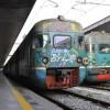 Rimozione graffiti dai treni dell'Emilia Romagna: spesi €40.000