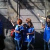 A Roma il Gianicolo torna pulito grazie ai volontari