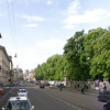 Dopo il corteo, Corso Venezia è piena di scritte e gli autori impuniti