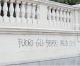 I vandali non risparmiano il Risorgimento