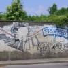 Torna «Puliamo il mondo» Mano di vernice sui graffiti