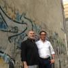 Milano e Napoli insieme contro le scritte vandaliche