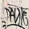 Dante non vuole arrendersi Ancora pizzicato il writer