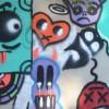 I graffiti di Justin Bieber