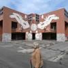 Murales cancellato lanciato un progetto dopo la figuraccia