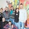 Il carcere si «colora» di «Libertà» con i murales
