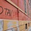 Scritte sui muri del centro, nuova ondata