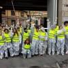 Grande successo del Cleaning day con i ragazzi della Scuola Media Rinascita