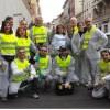 Via Oxilia torna pulita con l'intervento attivo dei cittadini