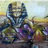 Due chilometri di graffiti (artistici)