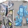 Il «mondiale» dei graffiti a Cesano