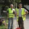 I nostri volontari a fianco delle guardie ecologiche per il Parco Trotter