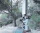 Choc a Capri, deturpata la stele di Lenin