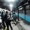 Assalto al metrò, sette writer a giudizio