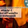 Tag attack! I writer all'assalto delle metropoli