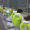 Cleaning Day in via Pascal  35 con gli studenti della Scuola Cairoli