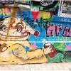 Il graffitismo è l'alter ego di ciò che siamo: incuranti di tutto