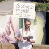 «Il murale è uno scempio autorizzato» Sit-in di protesta davanti al Cassero