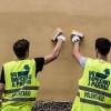 «Riprendiamoci la città: puliamo i muri dalle scritte»