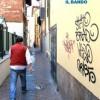 Contributi ai privati per cancellare i graffiti