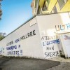 Stadio, la prefettura dichiara guerra alle scritte sui muri