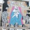 """Imponente: salvate il murales """"blasfemo"""""""