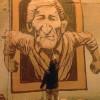 Cancellato in dodici ore il murales di 'Ciclon' Proteste: «Roba da matti»