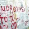I muri della città sempre più nel mirino dei vandali