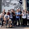 Murales «abusivi» Rfi chiude il caso: «Via libera alle opere»
