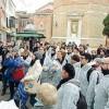 Angeli a Venezia Ripuliti i muri