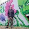 Dai graffiti vandalici a galleria a cielo aperto Inaugurata la Ecomostra