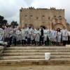 A Palermo i volontari di Retake Palermo ripuliscono i giardini della Zisa
