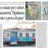 """Ore contate per i writers Gamurrini: """"Ripuliamo con vernice a prova di spray"""""""