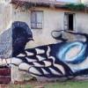 Il murale che incanta e divide Capezzano