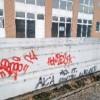 Nogarè frazione aggredita dai graffiti