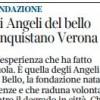 Gli Angeli del bello conquistano Verona