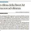 In difesa della Street Art ma non ad oltranza