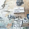 Benvenuti a vico San Domenico esempio di street-art berlinese
