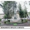 Villa Pantano, cancellate le scritte alla base del Monumento ai Caduti