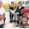 Quei due che colorano l'Ikea La street art secondo i EdFcrew