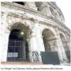 Le indagini dei writer sullo sfregio al Colosseo