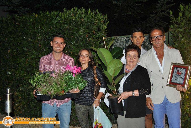 foto premiazione balconi fioriti siamo ascoli