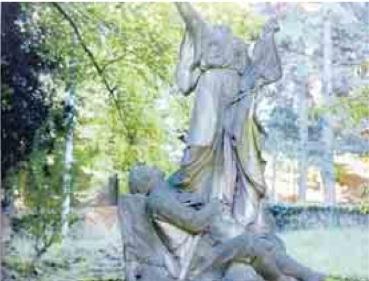 Monumento ai caduti di guerra Ascoli