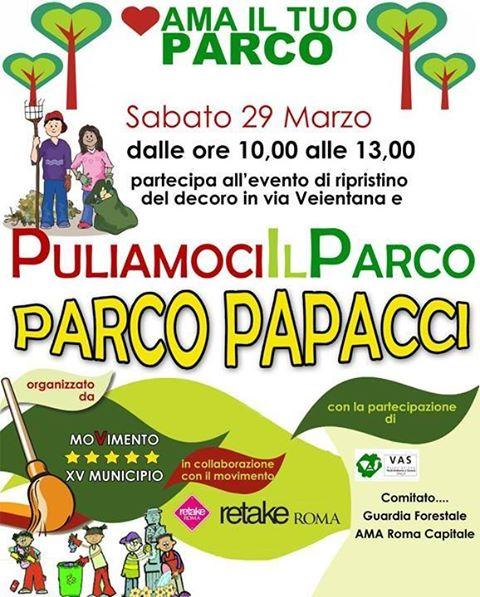 Parco Papacci 29 march 2014