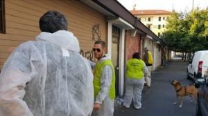 volontari a lavoro 2