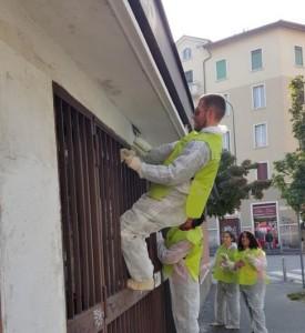volontari a lavoro 4